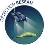 ROV-Formation détection de réseau