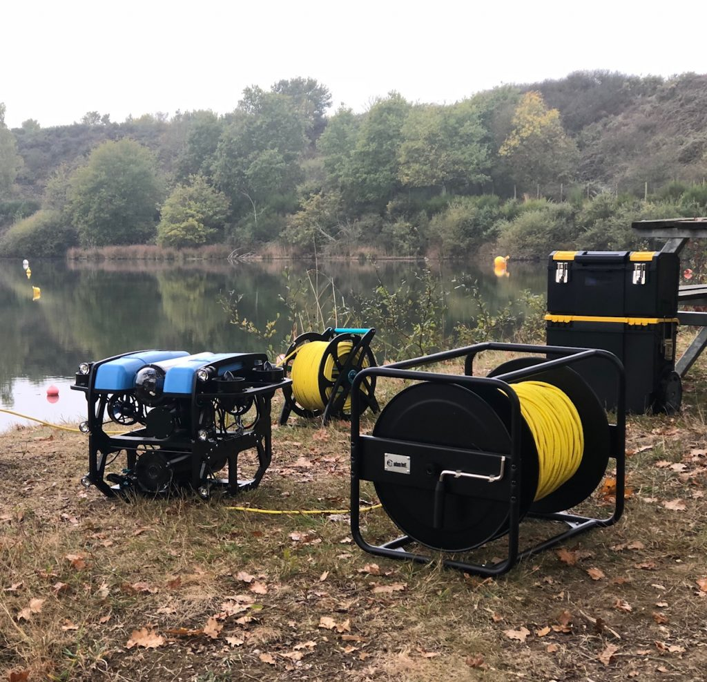 formation téléopérateur ROV